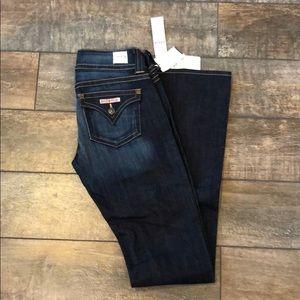NWT Hudson Bootcut Jeans